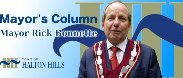 Mayor's column March 2018