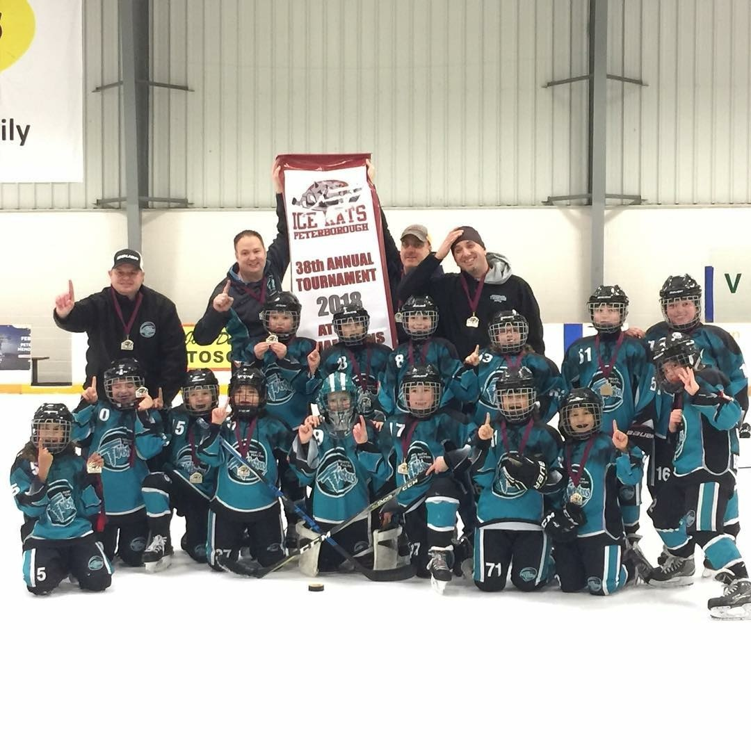 Atom B Twisters Strike Gold for 4th Time this Season