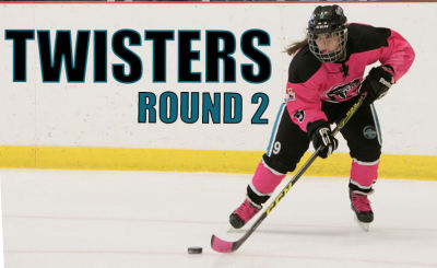 Twisters Dominate Round 1 of LLFHL Play-offs
